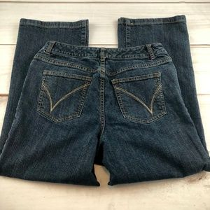 Venezia Jeans - Venezia Stretch Bootcut Jeans Sz 1  Junior (#218)